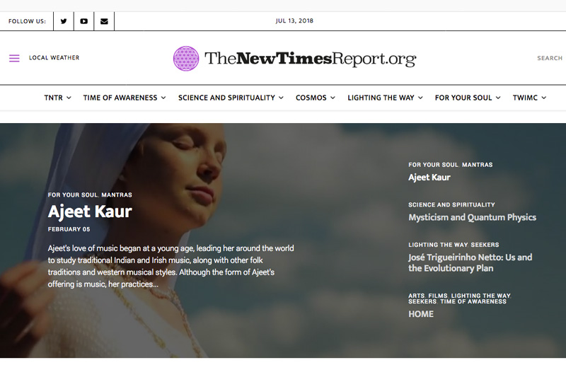 TheNewTimesReport.org
